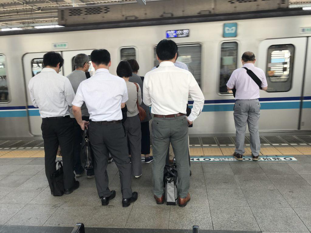 妙典駅、7時台「当駅始発」のまとめ